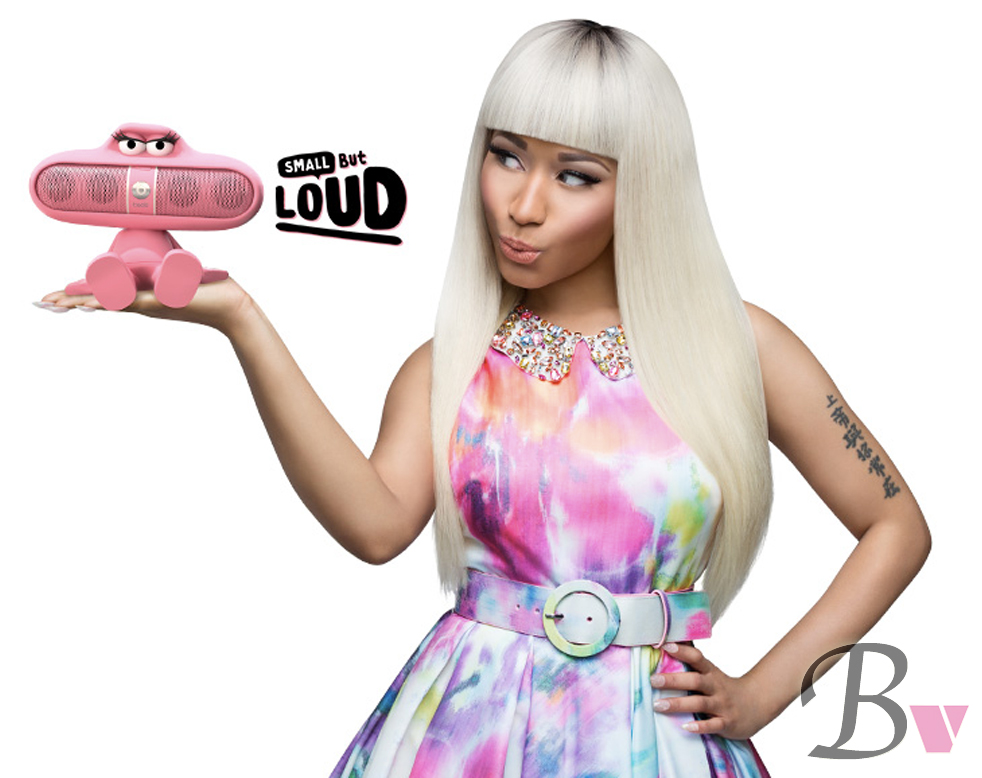 Nicki Minaj Beats Pill